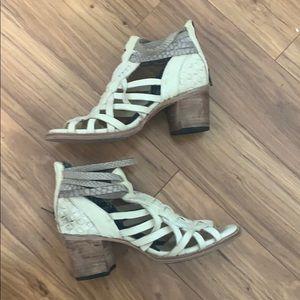 Freebird Heeled Sandals